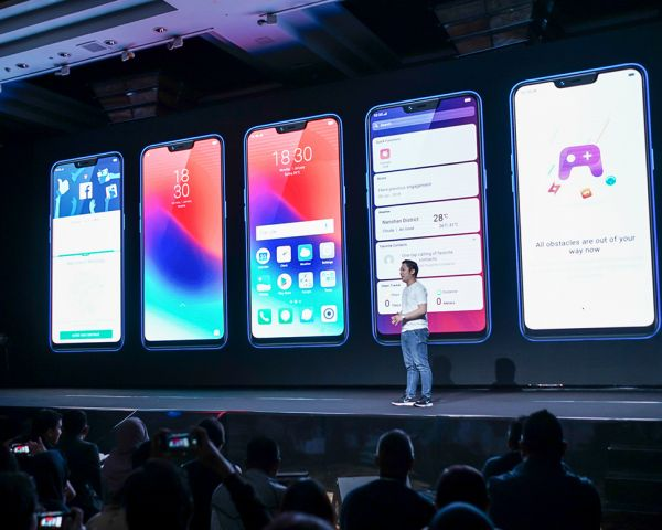 Realme Smartphone Launching